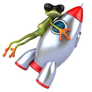 frog_rocket
