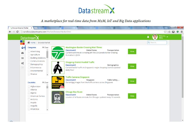 datastreamx